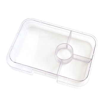 Tapas Tray - Clear 4 rum